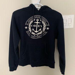 obey hoodie